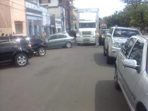 Trânsito Serra Talhada