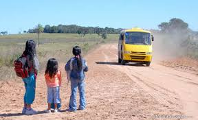 transporte zona rural