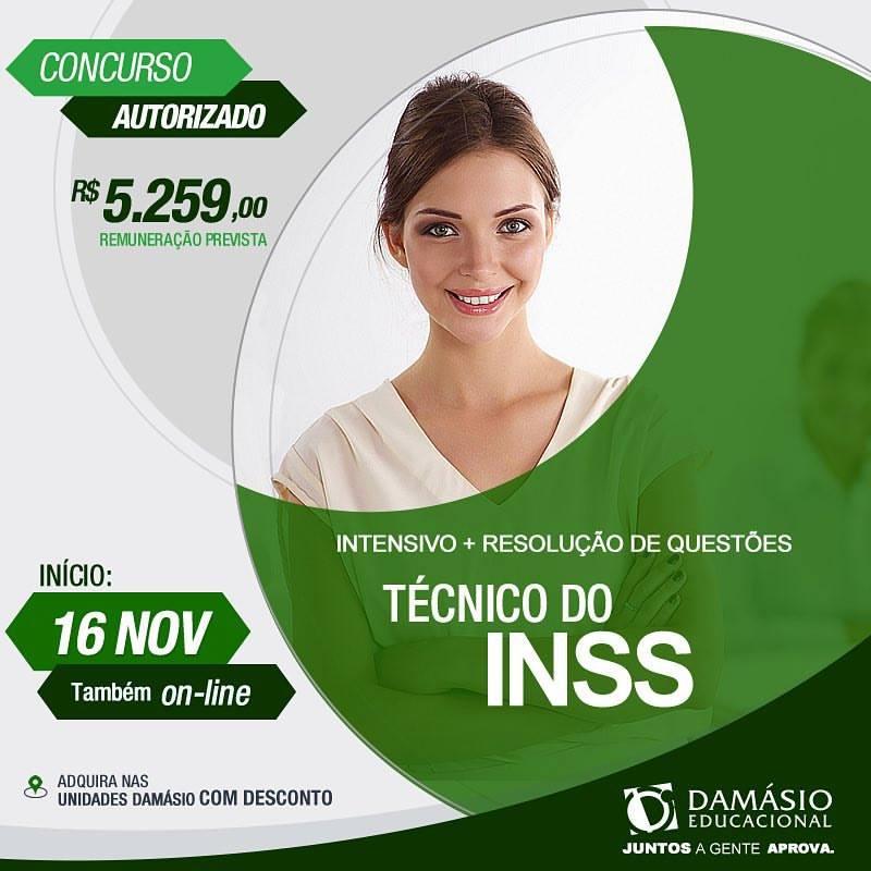 Curso INSS