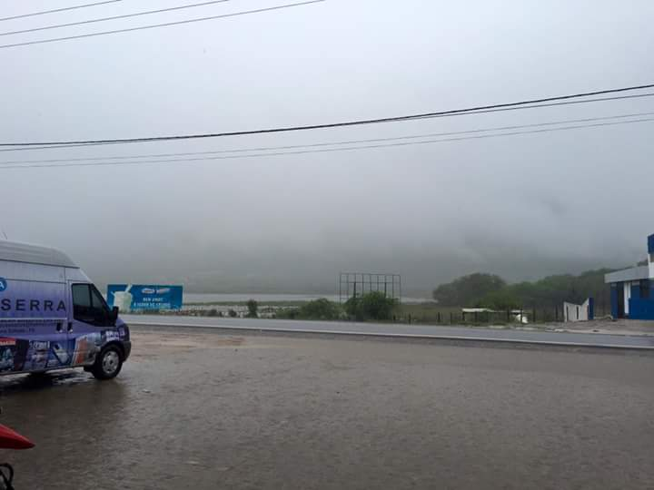 Serra chuvas