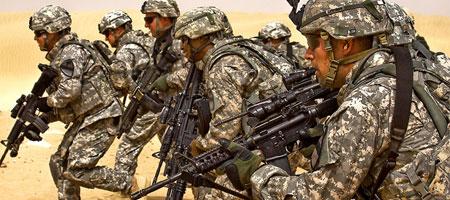 exército-americano
