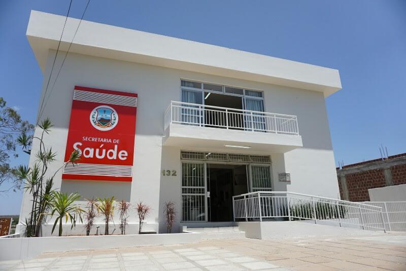 Resultado de imagem para Prefeitura inaugura sede própria da Secretaria de Saúde de Serra Talhada