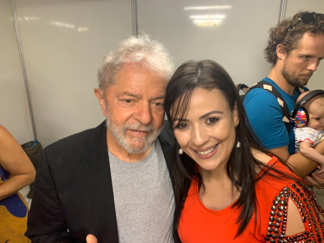 Márcia vai ao encontro de Lula e do PT em Recife – Farol de ...